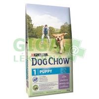 Purina Dog Chow Puppy Lamb+Rice 14kg