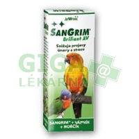 Sangrim AV pro ptactvo sol 20ml