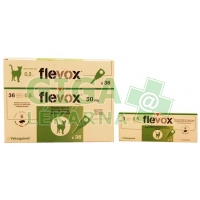 Flevox 50mg spot-on cat a.u.v. sol 1x0,5ml