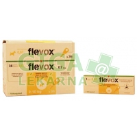 Flevox S 67mg spot-on dog a.u.v. sol 1x0,67ml