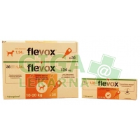 Flevox M 134mg spot-on dog a.u.v. sol 1x1,34ml
