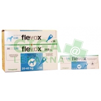 Flevox L 268mg spot-on dog a.u.v. sol 1x2,68ml