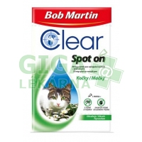 Bob Martin Clear spot on CAT 50mg a.u.v. sol 1x0,50ml