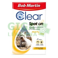 Bob Martin Clear spot on DOG S 67mg a.u.v. sol 1x0,67ml