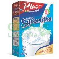 Syrovátka sušená PLUS 500g s vitamíny