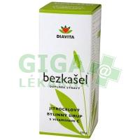 BEZKAŠEL jitrocelový bylinný sirup 250g