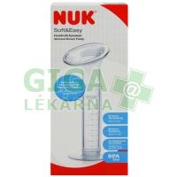 NUK Ruční prsní pumpa SOFT  EASY PP 252086
