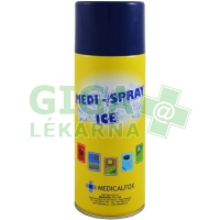 Syntetický ledový sprej Medi Ice Spray 400ml