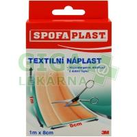 3M Spofaplast 164 Textil.nápl rychloobvaz 8cmx1m