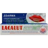 Sada Lacalut white ZP + mačkátko tuby  1 sada