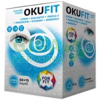 ForFit Okufit 60+15 kapslí