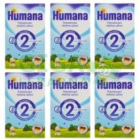 Humana 2 - 6x600g