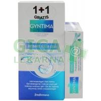 Gyntima intimní mycí gel+vag.čípky 5ks