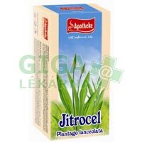 Apotheke Jitrocel čaj 20x1.5g