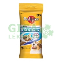 Pedigree Denta Stix Small Breed 3ks 45g