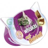 Whiskas polštářky - Anti-Hairball 60g