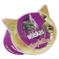 Whiskas polštářky - Temptations 60g