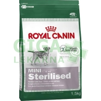 Royal Canin - Canine Mini Sterilised 8kg