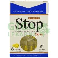 Stopfiltr SLIM 25ks