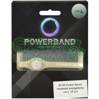 BI 59 Balanční náramek - Power Band velikost L 19cm