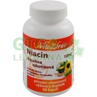 Niacin 10mg cps.60 - VitaZdrav