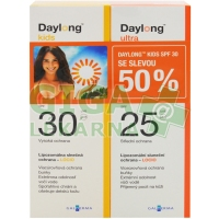 Daylong family pack Ultra SPF25+Kids SPF30 50%SLEV