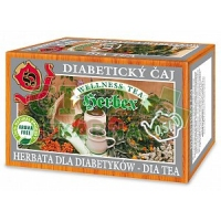 HERBEX Diabetický čaj 20x3g