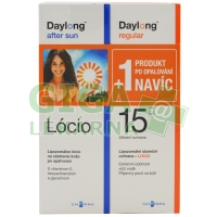 Daylong regular SPF15 200ml + After Sun Lot. NAVÍC
