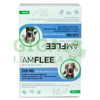 Amflee Spot-on Dog L sol 10x2,68ml (20-40kg)