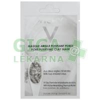 VICHY Čistící jílová maska 2x6ml