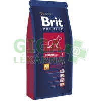 Brit Premium Dog Senior L 15kg
