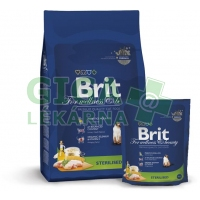 Brit Premium Cat Sterilized 8kg