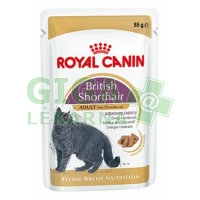 Royal Canin - Feline kaps. BREED British Shorthair 85g