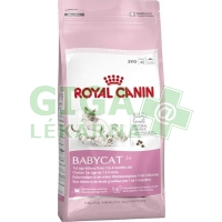 Royal Canin - Feline Growth Baby Cat 34 4kg