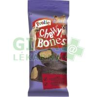Frolic snack dog - Chewy Bones 170g