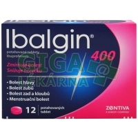 Ibalgin 400 - 12 tablet