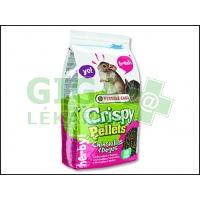 VL Crispy Pellets Chinchil.,Degu - činčila, osmák 1kg