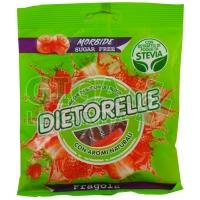 Dietorelle Strawberry gum 70g