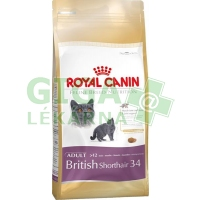 Royal Canin Feline BREED British Shorthair 400g