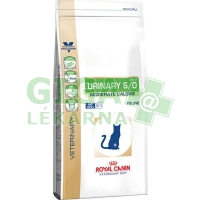 Royal Canin VD Cat Dry Urinary S/O Moderate Cal. 3,5kg