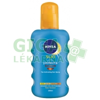 NIVEA SUN Sprej opal. ProtectBronze OF20 200ml