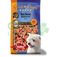 Nobby pamlsek - StarSnack Mini Bones Salmon 200g