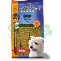 Nobby pamlsek - StarSnack Strips Chicken 20ks