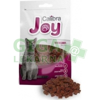 Calibra Cat Joy Duck Cubes 70g