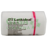 Obinadlo elastické Lenkideal krátký tah 8cmx5m