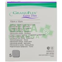 Granuflex E-THIN 10x10cm 5ks