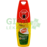 Autan Tropical 100ml