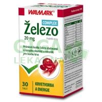 Walmark Železo komplex 20mg 30 tablet