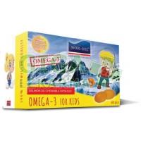Europepharma Nor-oil omega 3 přích.pro děti cps.60