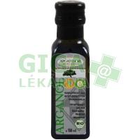 Arganový olej z nepraž.mandlí ručně lisovaný 100ml